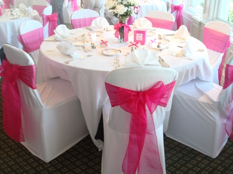 Bright Pink - Oakland Hills Country Club